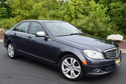 2008 Mercedes-Benz C-Class 3.0L Luxury 4Matic AWD Easton PA