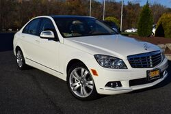 Mercedes-Benz C-Class 3.0L Luxury AWD 2008