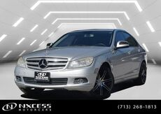 2008_Mercedes-Benz_C-Class_3.0L Sport_ Houston TX