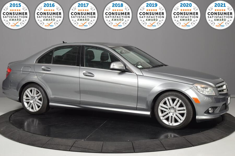 2008_Mercedes-Benz_C-Class_3.0L Sport Just Serviced Brakes, Rotors, Oil CHG_ Glendale Heights IL