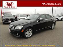 2008_Mercedes-Benz_C-Class_C 300 Luxury 4MATIC_ Waite Park MN