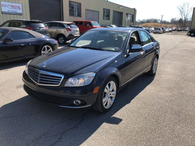 2008 mercedes benz c class c300 luxury 4matic cleveland oh for Mercedes benz 745