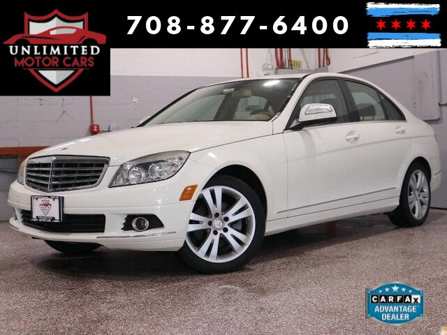 2008 Mercedes-Benz C-Class C300 Luxury Bridgeview IL