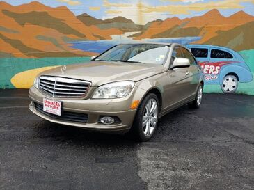 2008_Mercedes-Benz_C-Class_C300 Luxury Sedan_ Saint Joseph MO