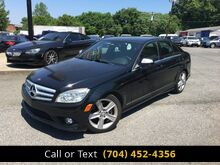 2008_Mercedes-Benz_C-Class_C300 Sport Sedan_ Charlotte and Monroe NC