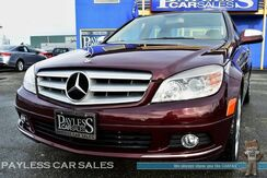 2008_Mercedes-Benz_C300_Sport / Automatic / Heated Leather Seats / Sunroof / Cruise Control / 26 MPG_ Anchorage AK
