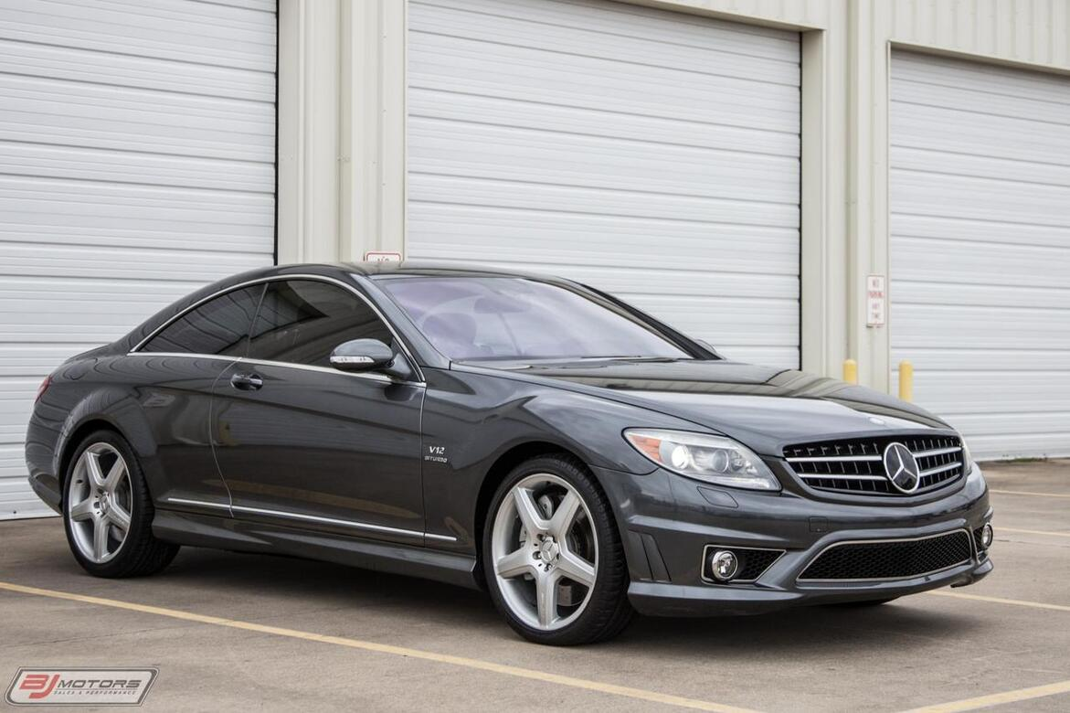 2008 Mercedes-Benz CL 65 AMG Tomball TX