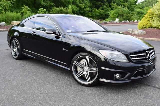 2008 Mercedes-Benz CL-Class CL63 AMG Easton PA
