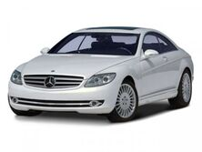 Mercedes-Benz CL-Class V8 Low Miles Extra Clean. 2008