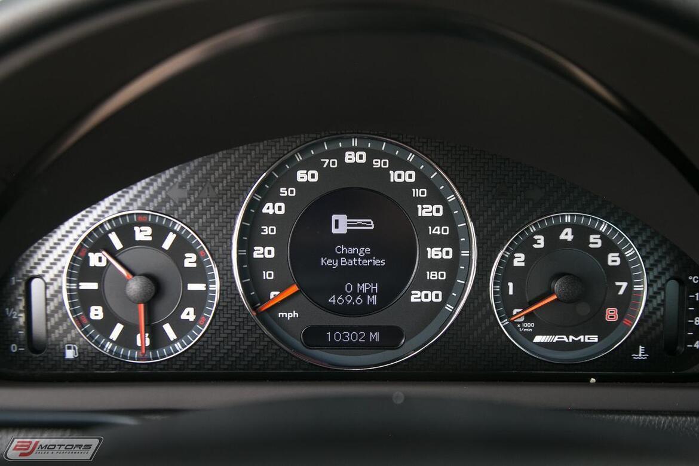 2008 Mercedes-Benz CLK-Class 6.3L AMG Black Series Tomball TX