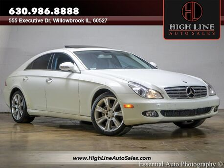 2008_Mercedes-Benz_CLS-Class_5.5L_ Willowbrook IL