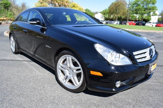 2008 mercedes benz cls class 6 3l amg easton pa 29841254. Black Bedroom Furniture Sets. Home Design Ideas