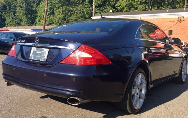 2008 Mercedes-Benz CLS-Class CLS550 4-Door Coupe Charlotte and Monroe NC