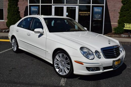 2008 Mercedes-Benz E-Class Luxury 3.5L 4Matic AWD Easton PA