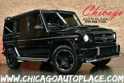 2008_Mercedes-Benz_G 500_- AMG SPORT PACKAGE 5.0L V8 ENGINE 4 WHEEL DRIVE BRABUS AERO KIT BLACK LEATHER HEATED SEATS BACKUP CAMERA XENONS AMG SIDE EXHAUST_ Bensenville IL