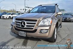 2008_Mercedes-Benz_GL 550_4Matic AWD / Heated Leather Seats & Steering Wheel / Sunroof / Bluetooth / Back Up Camera / Power 3rd Row / Seats 7 / Keyless Go / Luggage Rack / Tow Pkg / 1-Owner_ Anchorage AK