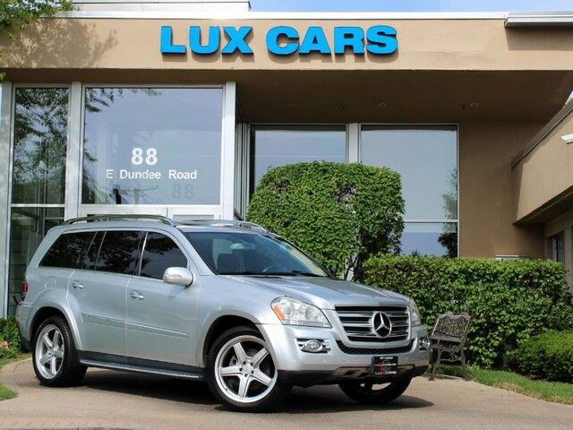 2008_Mercedes-Benz_GL550_NAV SPORT 4MATIC_ Buffalo Grove IL