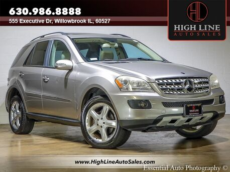 2008_Mercedes-Benz_M-Class_3.0L CDI_ Willowbrook IL