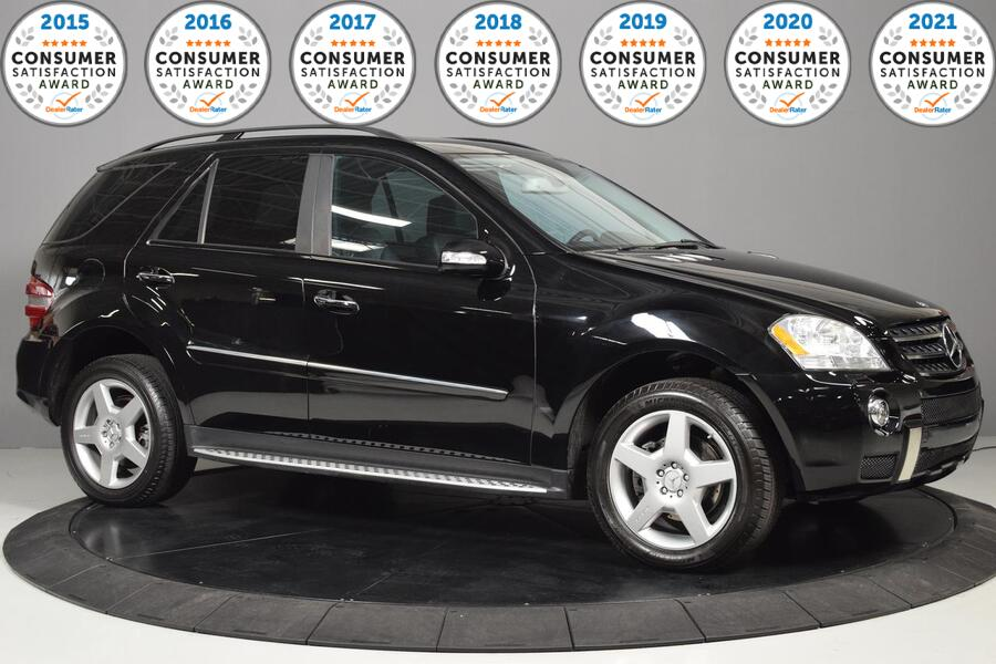 2008_Mercedes-Benz_M-Class_5.5L_ Glendale Heights IL
