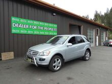 2008_Mercedes-Benz_M-Class_ML350_ Spokane Valley WA