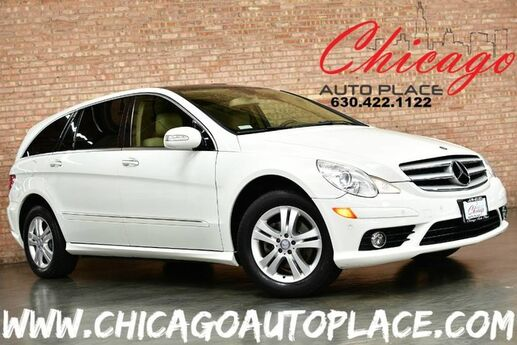 2008 Mercedes-Benz R 350 4MATIC - 3.5L SMPI V6 ENGINE ALL WHEEL DRIVE NAVIGATION PARKING SENSORS PANO ROOF 3RD ROW SEATS POWER LIFTGATE PREMIUM WHEELS Bensenville IL