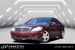 Mercedes-Benz S-Class 5.5L V8 Sport Package Extra Clean. 2008