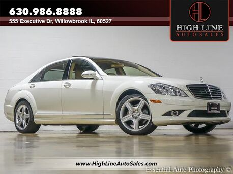 2008_Mercedes-Benz_S-Class_5.5L V8_ Willowbrook IL