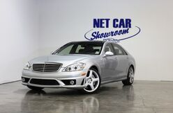 2008_Mercedes-Benz_S-Class_6.0L V12 AMG_ Houston TX