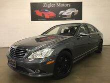 2008_Mercedes-Benz_S-Class_AMG Sport P03 Pkg Panoramic Roof Night Vision_ Addison TX