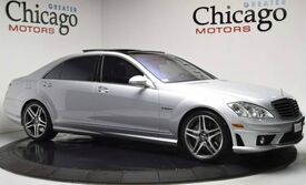 Mercedes-Benz S63 $146,230 msrp!! Amg Performa Local Trade~Distronic ~PIII Package 2008