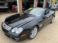2008_Mercedes-Benz_SL 550_V8_ Shrewsbury NJ