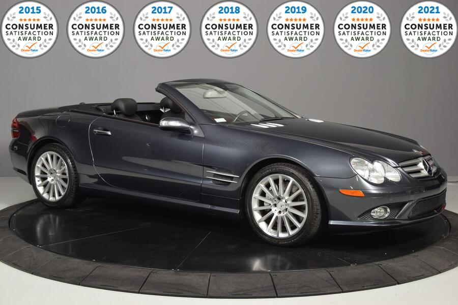 2008_Mercedes-Benz_SL-Class_V8_ Glendale Heights IL
