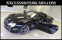 Mercedes-Benz SL65 AMG CARBON FIBER TRIM KEYLESS GO. 2008
