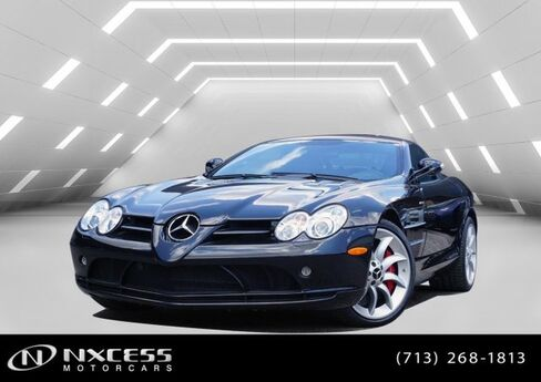 2008 Mercedes-Benz SLR McLaren ROADSTER 8K MILES. Houston TX