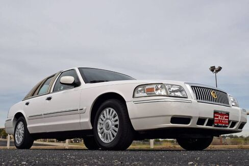 2008_Mercury_Grand Marquis_Montigua_ Fort Worth TX
