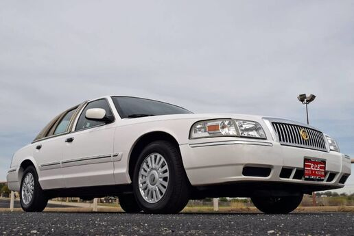 2008 Mercury Grand Marquis Montigua Fort Worth TX
