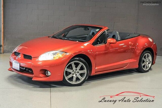 2008_Mitsubishi_Eclipse GT_2dr Convertible_ Chicago IL