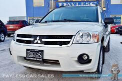 2008_Mitsubishi_Endeavor_LS / AWD / 3.8L V6 / Automatic / Cruise Control / Luggage Rack / Block Heater / Low Miles_ Anchorage AK
