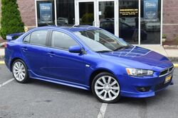 Mitsubishi Lancer GTS 5-Speed 2008