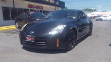 2008_NISSAN_350Z_2 DOOR COUPE, AUTOCHECK CERTIFIED, LEATHER, 6-SPEED MANUAL, POWER SEATS, EXTRA CLEAN!_ Norfolk VA