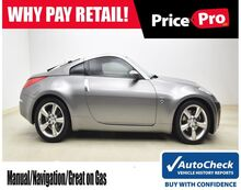 2008_Nissan_350Z_Enthusiast Manual w/Navigation_ Maumee OH