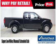 2008_Nissan_Frontier_King Cab XE Manual_ Maumee OH