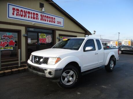 2008 Nissan Frontier LE King Cab 4WD Middletown OH