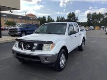 2008_Nissan_Frontier_SE_ Oxford NC