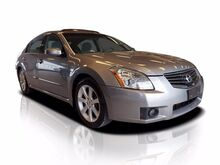 2008_Nissan_Maxima_3.5 SE_ Philadelphia PA