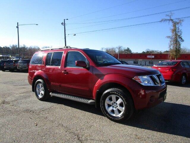 2008 Nissan Pathfinder SE 4x4 Richmond VA