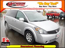2008_Nissan_Quest_3.5 S_ Clearwater MN