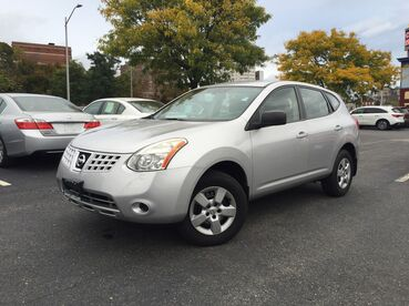 2008_Nissan_Rogue_S_ Worcester MA