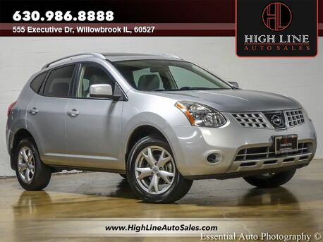 2008_Nissan_Rogue_SL_ Willowbrook IL