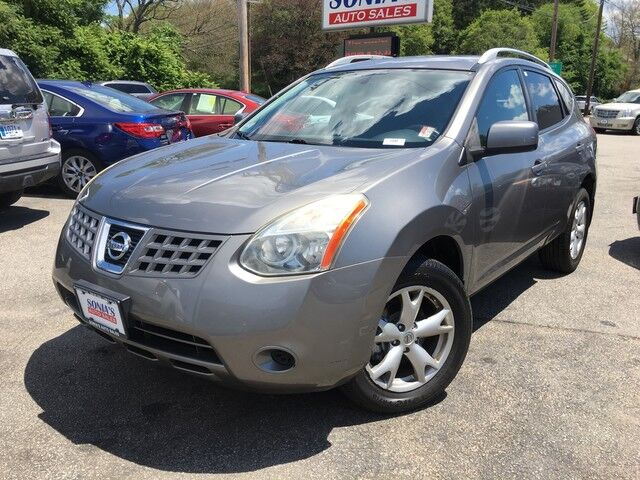 2008 Nissan Rogue SL Worcester MA
